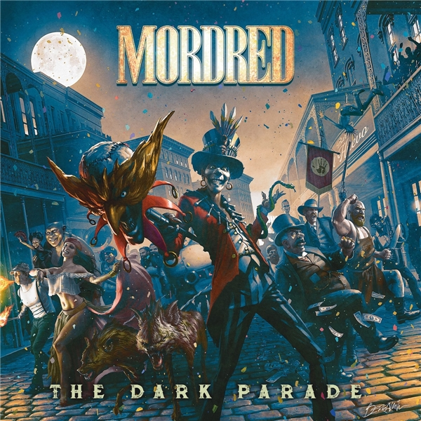 Mordred - The Dark Parade (2021)
