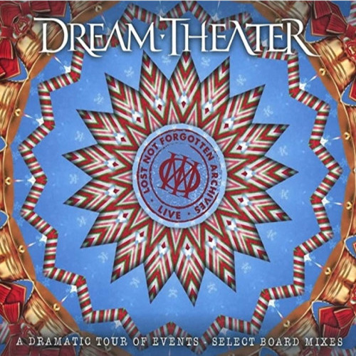 Dream Theater - A Dramatic Tour of Events - Select Board Mixes (Lost Not Forgotten Archives) (2cd) (2021)