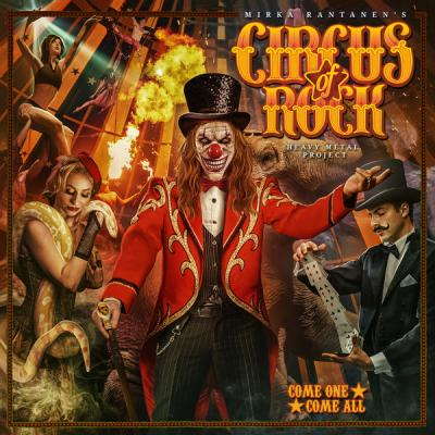 Circus Of Rock - Come One, Come All (2021)