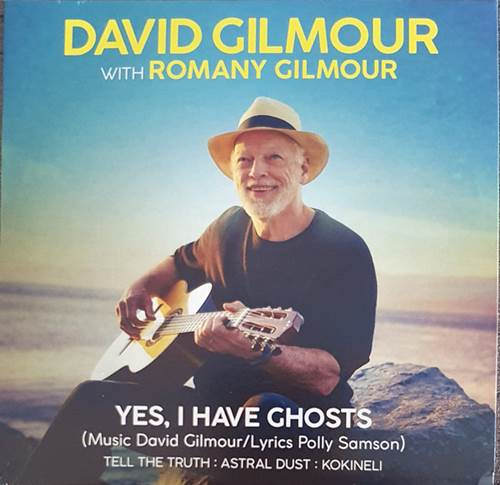 David Gilmour With Romany Gilmour - Yes, I Have Ghosts (EP) (2021)