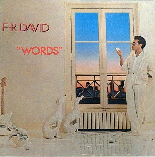 F.R. David - Words (1982)