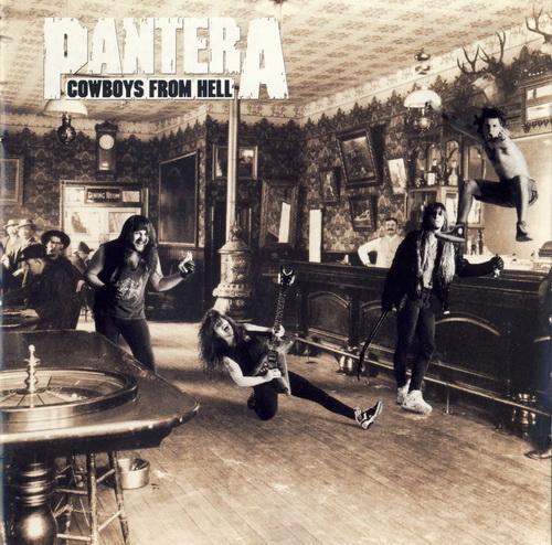 Pantera – Cowboys From Hell (1990)