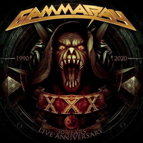 Gamma Ray - 30 Years Live Anniversary (2CD+DVD) (digipak)