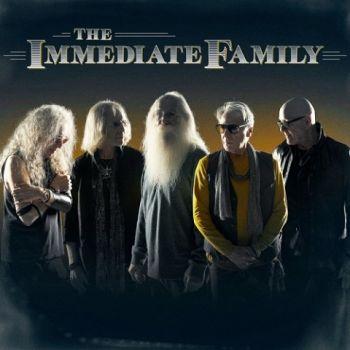 The Immediate Family - The Immediate Family (2021)