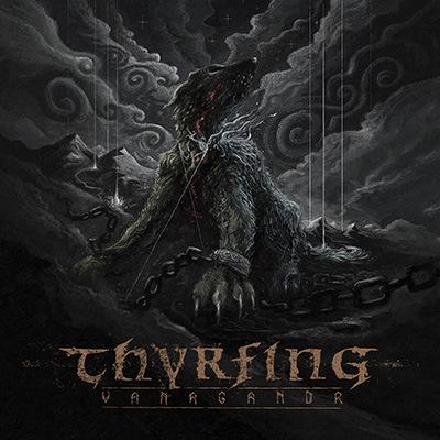 Thyrfing - Vanagandr (2021)