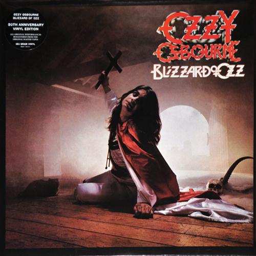 Ozzy Osbourne - Blizzard Of Ozz (Vinyl, Lp)