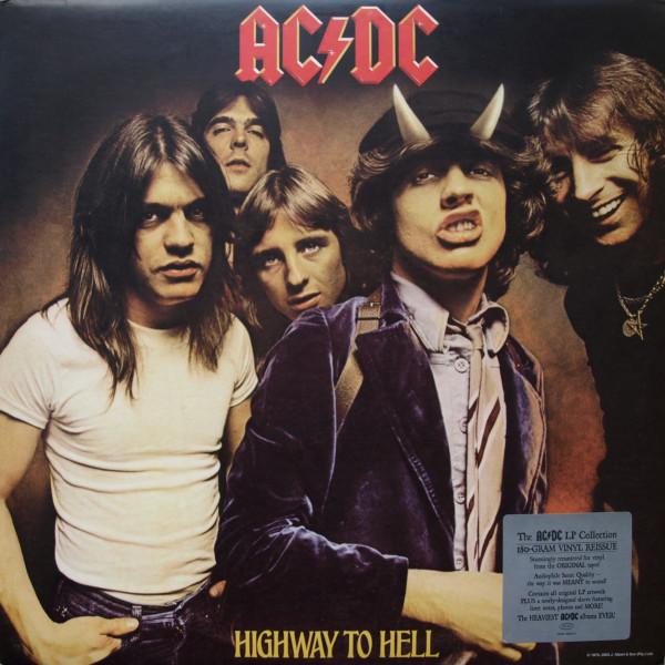 AC/DC - Highway To Hell (Vinyl, Lp)