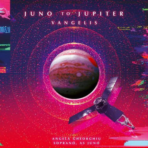 Vangelis - Juno to Jupiter (2021)