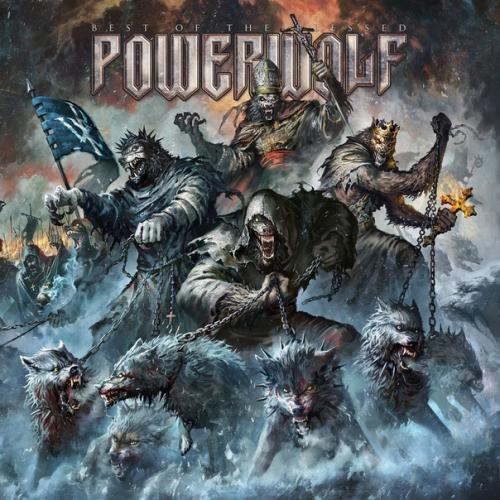 Powerwolf - Best Of The Blessed (2020) (2cd, digipak)