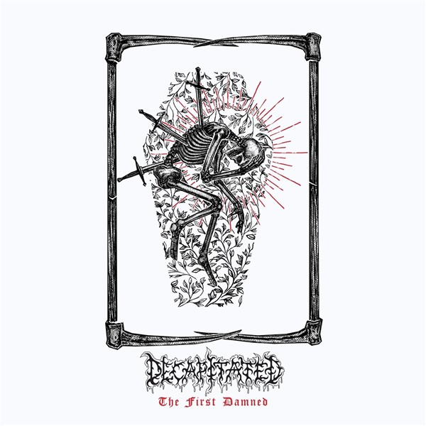 Decapitated - The First Damned (Demos) (2021) (digipak)
