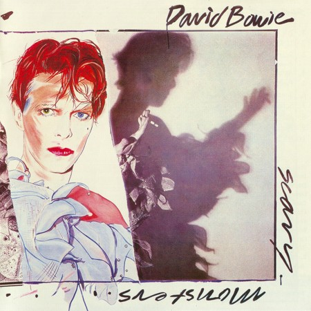 David Bowie – Scary Monsters (1980)