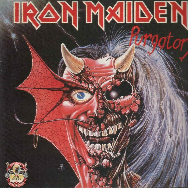 Iron Maiden – Purgatory (1981)