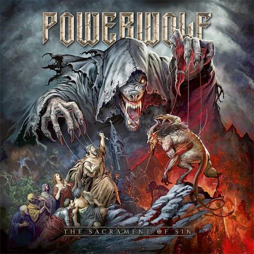 Powerwolf – The Sacrament Of Sin (2018)