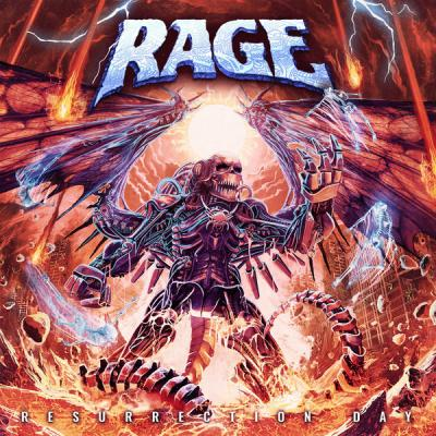 Rage - Resurrection Day (2021)